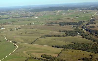 Military Ridge-York Prairie, photo by John Dadiman