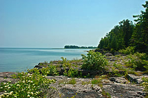 Toft Point, photo by Robert Howe