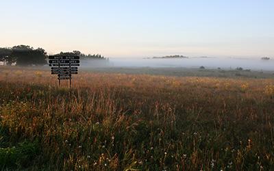 White River Marsh, photo by Jim Holzart